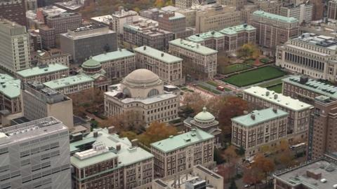 Columbia University Preview
