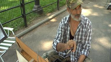 City Parks: Artists on the Central Park Mall