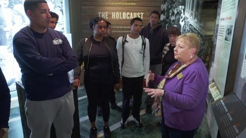 Holocaust Memorial & Tolerance Center - Preview