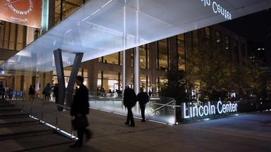 Lincoln Center with Patti LuPone
