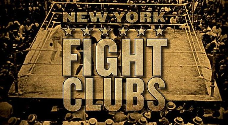 WLIW21 New York Spotlight: New York Fight Clubs