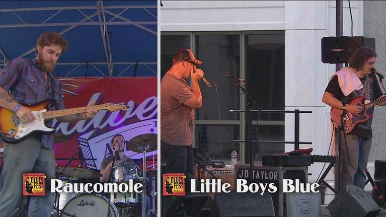 Shannon Street Blues Fest: Raucomole/Little Boys Blue