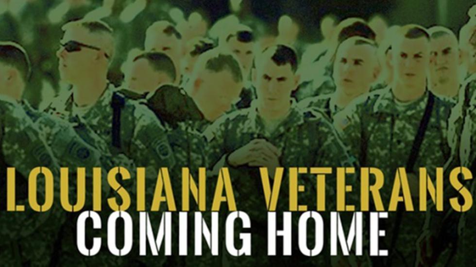 Louisiana Public Square: Veterans Coming Home image