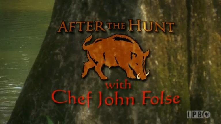 A Taste of Louisiana with Chef John Folse & Co.: Pan Fried Quail/Covey Rise - 103
