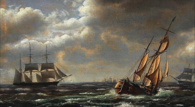 WLRN History: Key West Wreckers