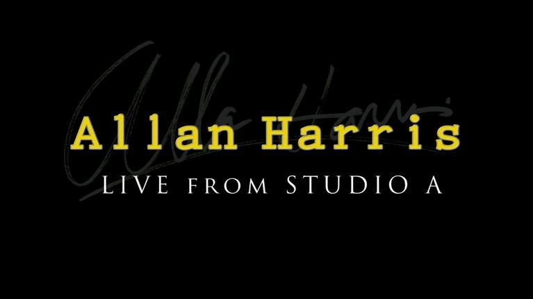 WLRN Music: Allan Harris LIVE From Studio A