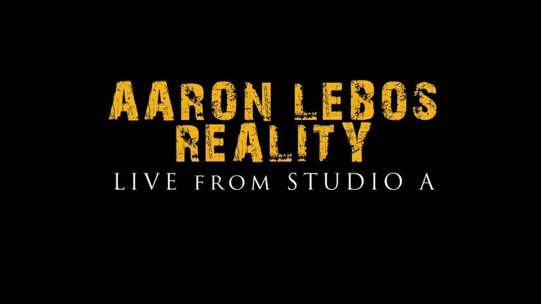 WLRN Music: Aaron Lebos Reality LIVE From Studio A