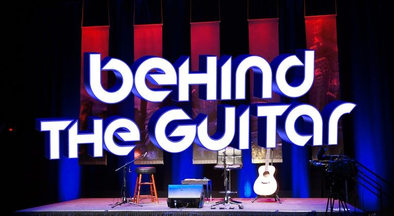 WLVT Local Music: Behind the Guitar Herb Pedersen