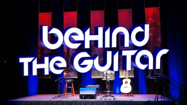 WLVT Local Music: Behind the Guitar | Woody Mann