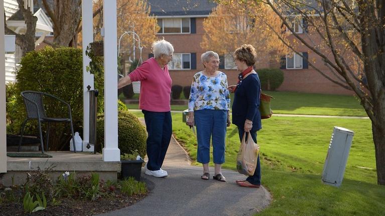 Age Wise: Caregiving