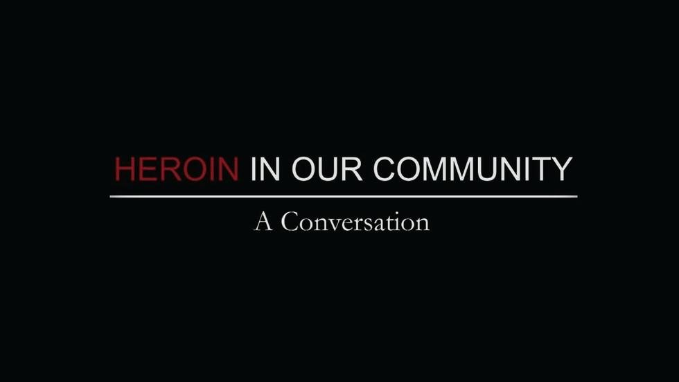 Heroin In Our Community | A Conversation image