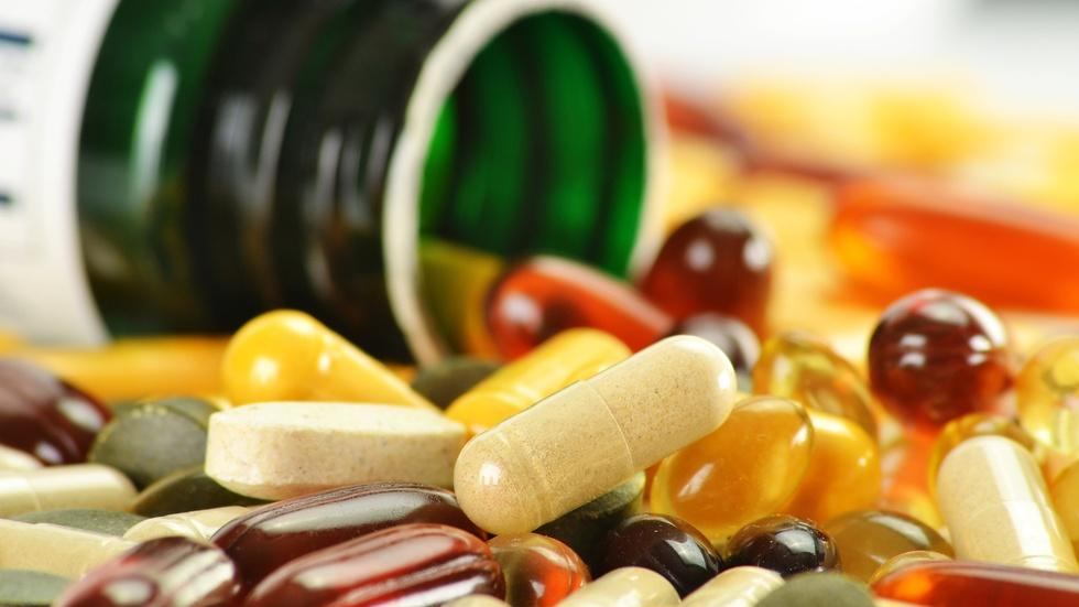 Vitamins and Supplements image