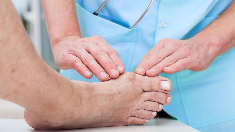 Health Link: Foot Health