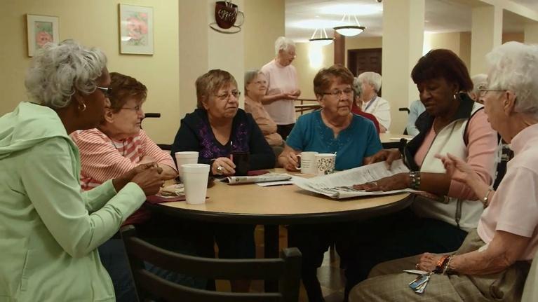 Health Link: Xtra Dose   Living a Long Life
