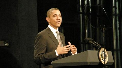 Obama Applauds Capital Region
