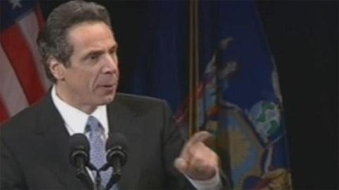 Cuomo Delivers 2011 State of the State
