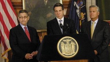 New York Passes 2011-2012 Budget