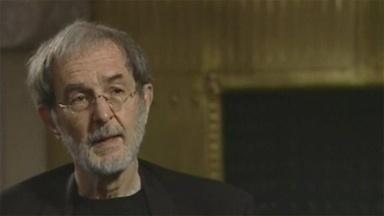 Edmund Morris Talks TR