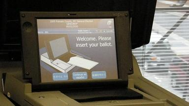 Electronic Voting Machines