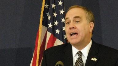 DiNapoli on New York's Fiscal Woes