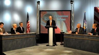 Gubernatorial and Congressional Debates