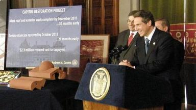 Cuomo Launches 'People First' Tour