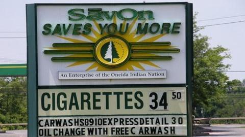 Cigarette Tax Collection