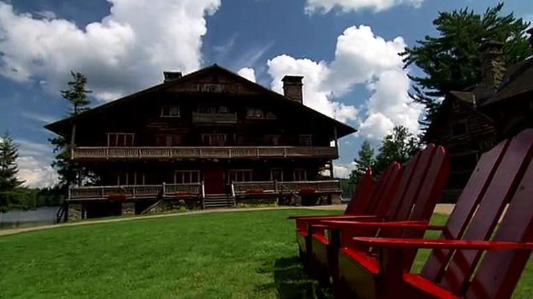 WMHT Specials: Sagamore Lodge: America's Great Camp