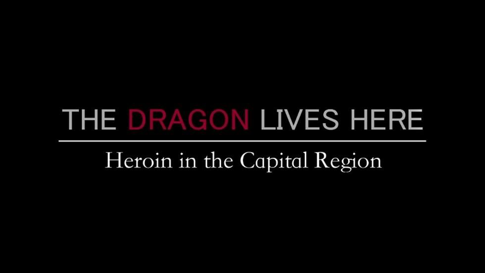 The Dragon Lives Here | Trailer image