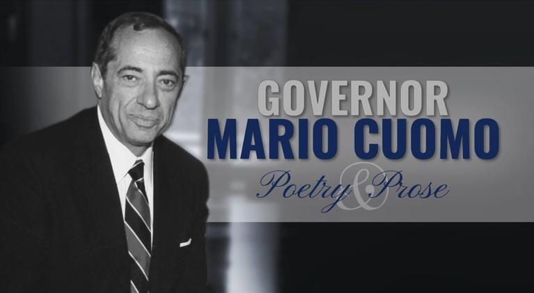 WMHT Specials: Governor Mario Cuomo: Poetry & Prose