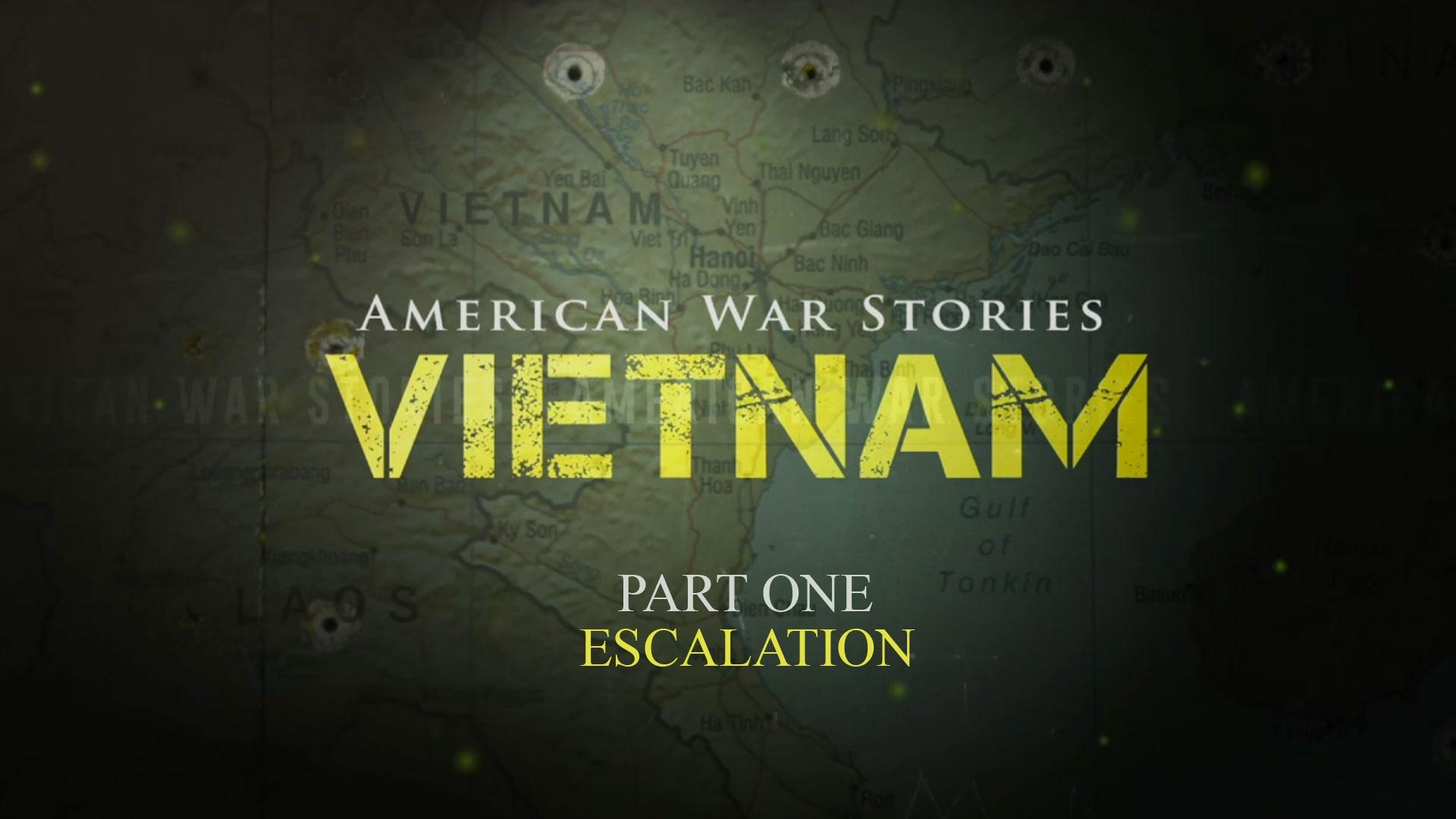 American War Stories: Vietnam - Part 1   Maryland Public Television   PBS