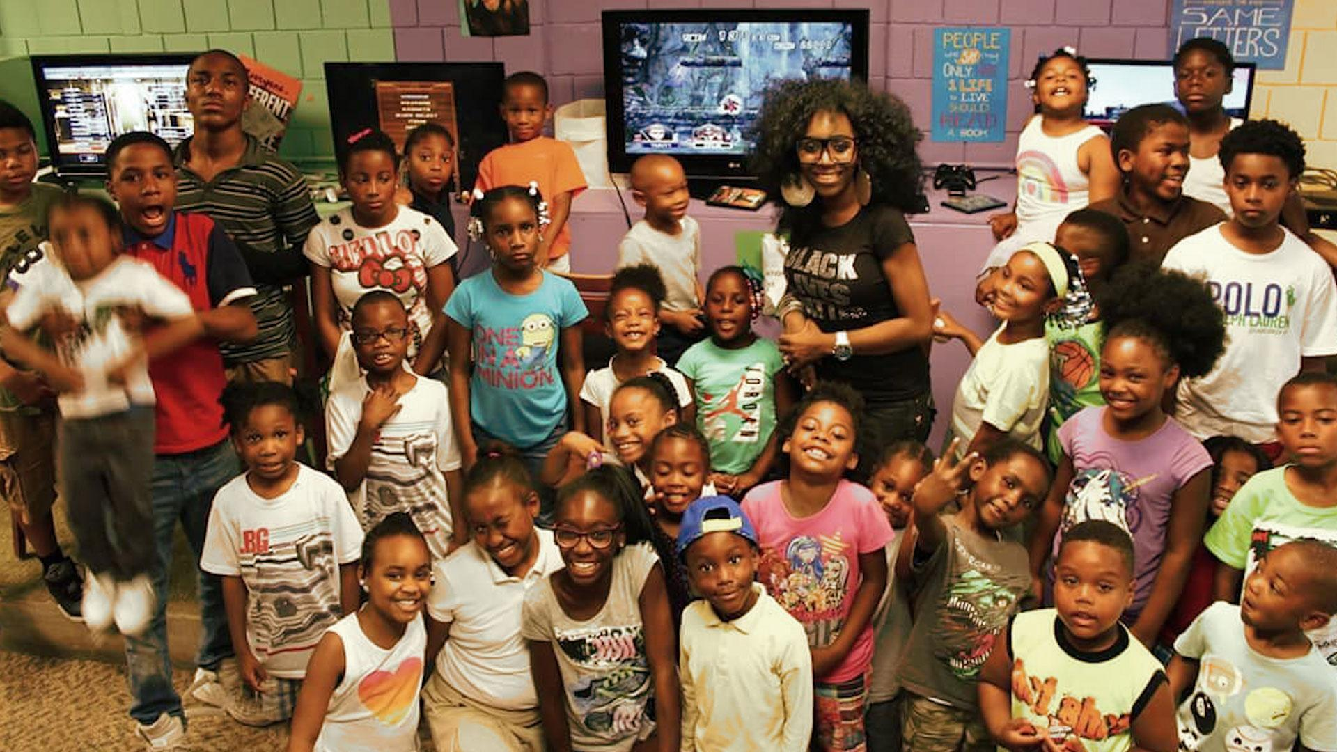 Ericka Alston - Kids Safe Zone