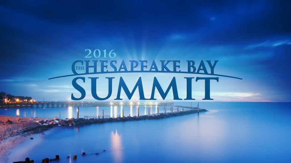 The Chesapeake Bay Summit 2016: Charting a Course image