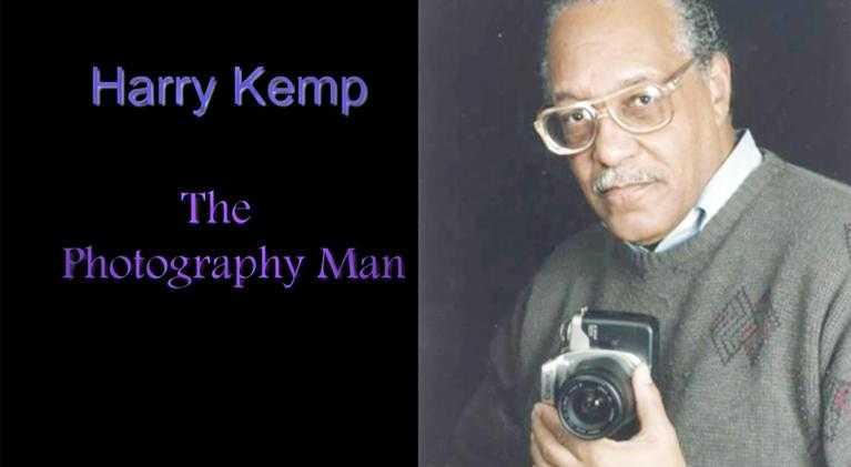 Harry Kemp: The Photography Man: Harry Kemp: The Photography Man