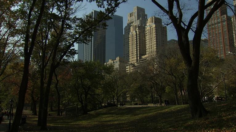 WNED-TV History: Frederick Law Olmsted: Designing America