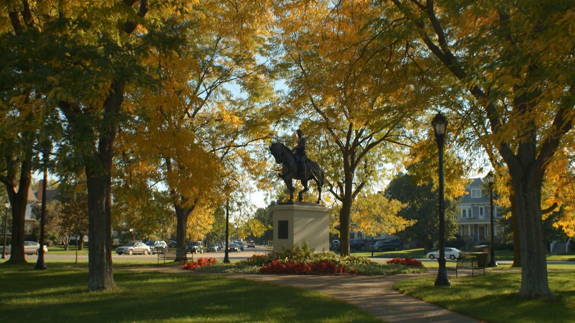 Frederick Law Olmsted: Designing Western New York