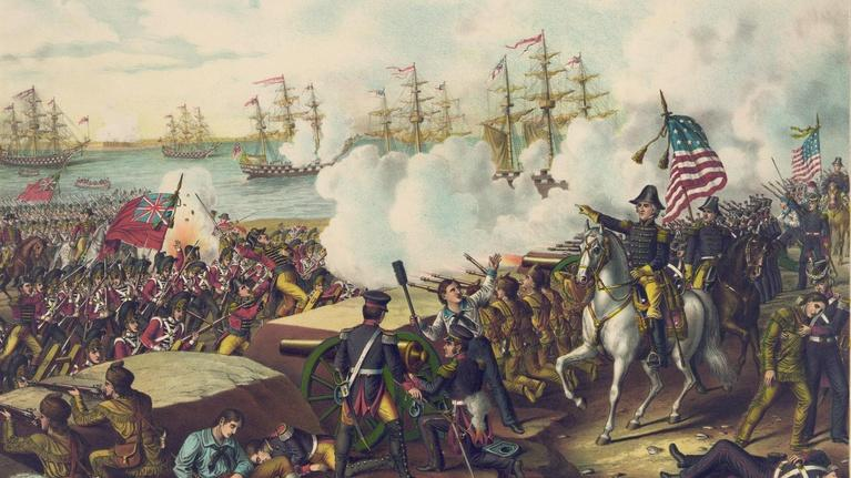 WNED-TV History: The War of 1812