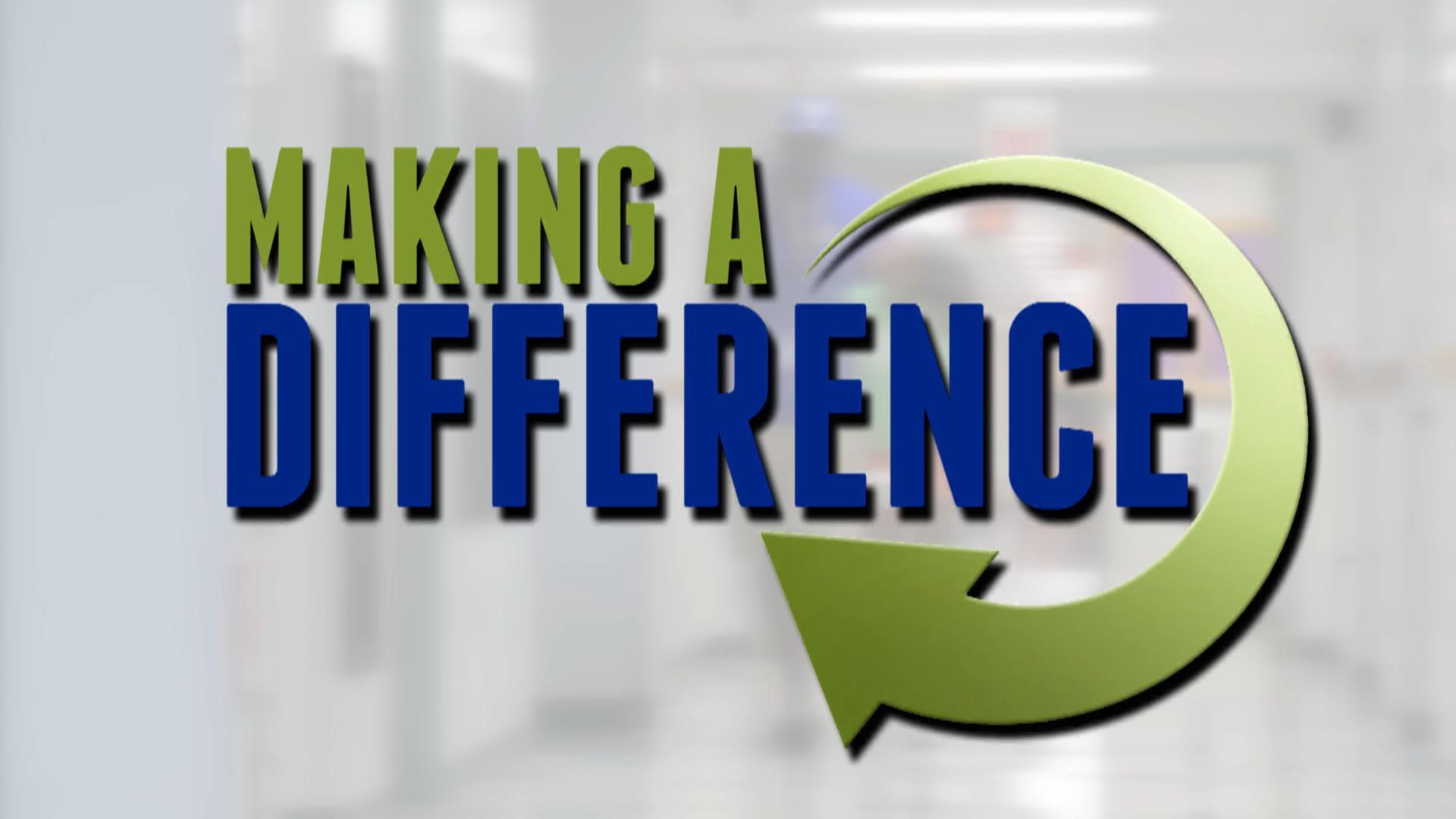 Making A Difference 2015