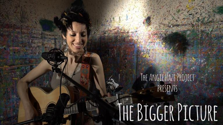 Western Reserve Public Media Specials: The Angie Haze Project Presents: The Bigger Picture