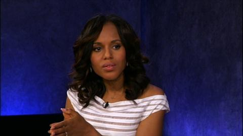At the Paley Center -- Kerry Washington Preview