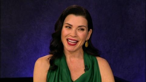 At the Paley Center -- Julianna Margulies Preview
