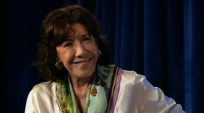 At the Paley Center -- Lily Tomlin Preview
