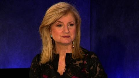At the Paley Center -- Arianna Huffington
