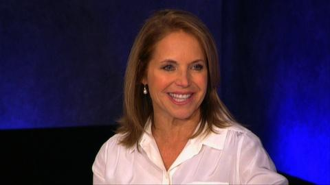 At the Paley Center -- Katie Couric