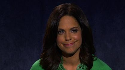 At the Paley Center -- Soledad O'Brien