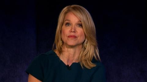 At the Paley Center -- Paula Zahn