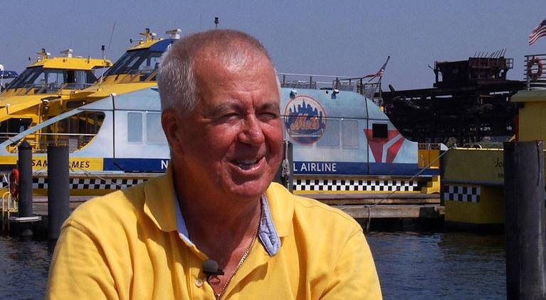 City Portraits: Tom Fox and the Rebirth of New York City Ferries