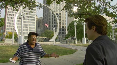 Detroit Retiree Forced to Choose: Food or Medicine?