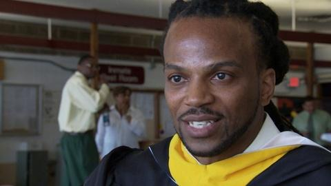 From Drug Dealer to College Graduate: A Second Chance