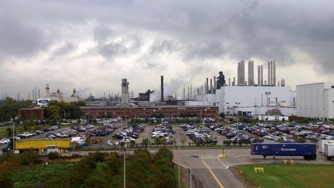 The River Rouge Ford Factory | Economic Revitalization